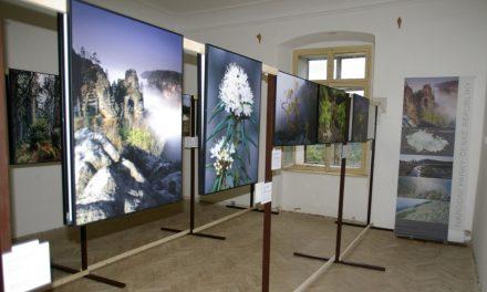 Výstava České národní parky v České republice