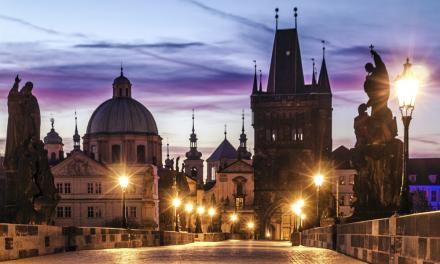 Únorové vlastivědné vycházky Prahou