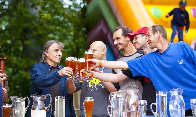 Pivní slavnosti v Táboře 2017