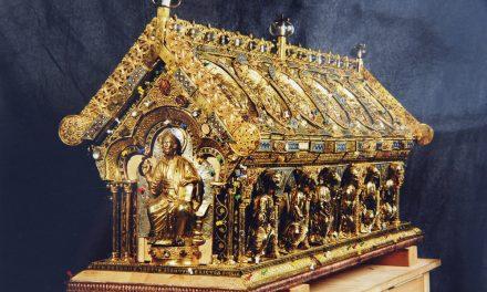 Mimořádné prohlídky zámeckých interiérů a relikviáře sv. Maura v Bečově