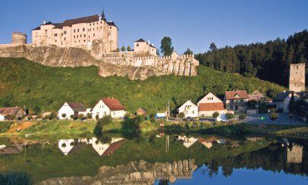 Předjarní prohlídky na hradě Český Šternberk
