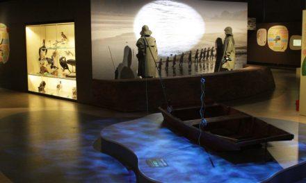 Expozice Rybářství v Národním zemědělském muzeu