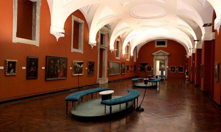Výstava Mars a Venuše v Obrazárně Pražského hradu