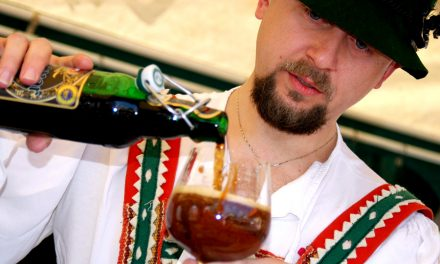 Pivní akademie – pivovar Chodovar 2017