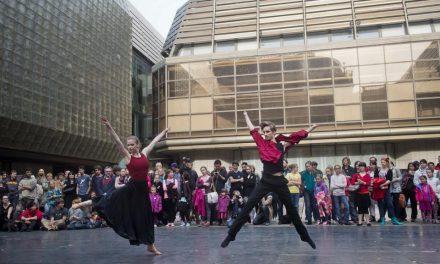 Mezinárodní den tance v Praze