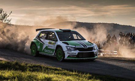Rallye Šumava Klatovy 2017