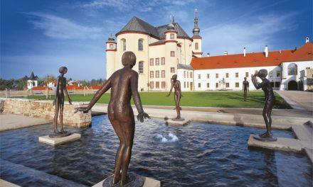 V objetí jarní renesance na zámku v Litomyšli