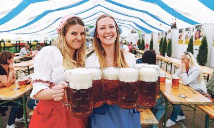 Český pivní festival Praha 2017