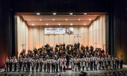 Mozartovy děti 2017
