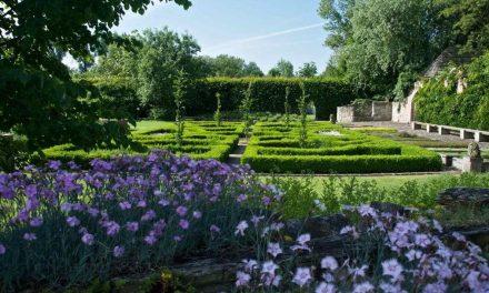 Otevření zahrad Botanicus v Ostré