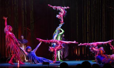 Cirque du Soleil – Varekai v Praze