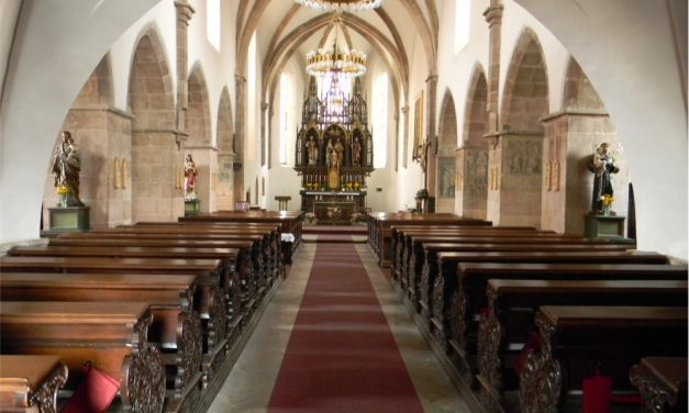 Otevřené brány píseckých kostelů 2017