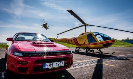 Největší evropská vrtulníková Helicopter show 2017 v Hradci králové
