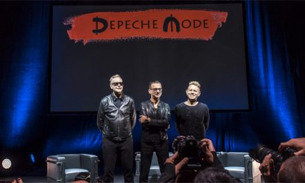 Depeche Mode v Praze