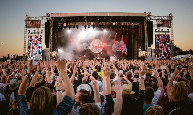 Rock for People 2017 v Hradci Králové