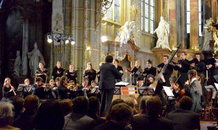 Mezinárodní hudební festival Concentus Moraviae 2017 v Brně