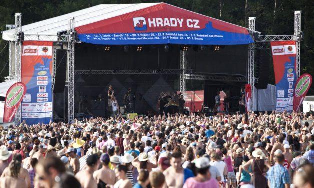 Hudební festival České hrady 2017