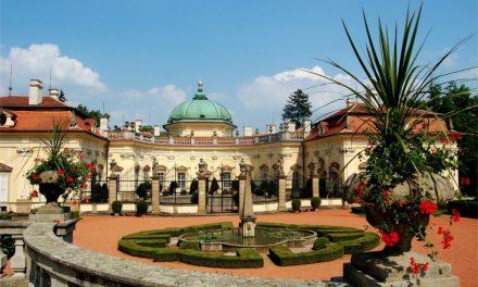 Zámek Buchlovice – barokní klenot šlechtických sídel