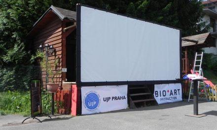 Letní kino Kamínka na Zbraslavi