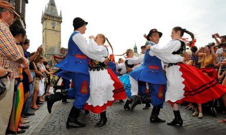 Pražské folklorní dny 2017