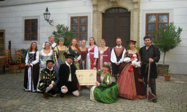 Campanello a Bratři z Růže na zámku v Třeboni