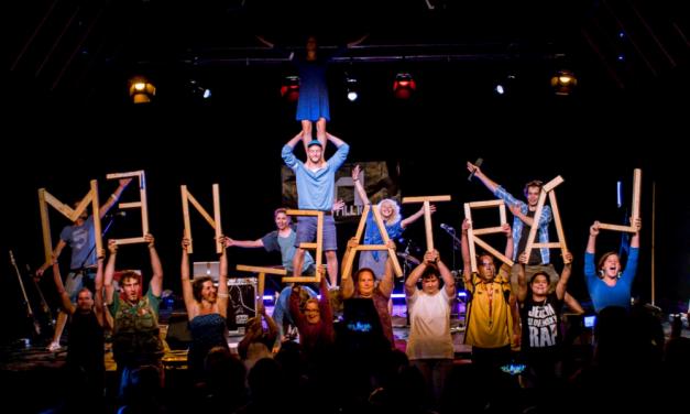 Divadelní festival lidí s postižením – Menteatrál