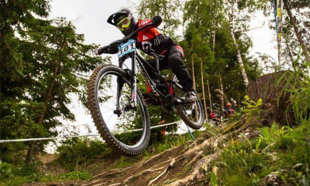 iXS European Downhill Cup na šumavském Špičáku