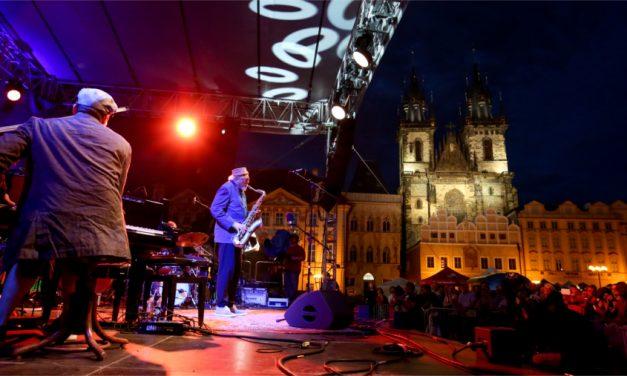 Bohemia Jazz Fest 2017 v Praze