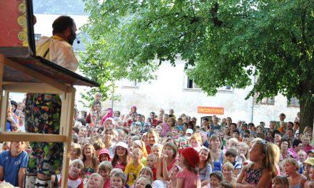 Toulovcovy prázdninové pátky v Litomyšli