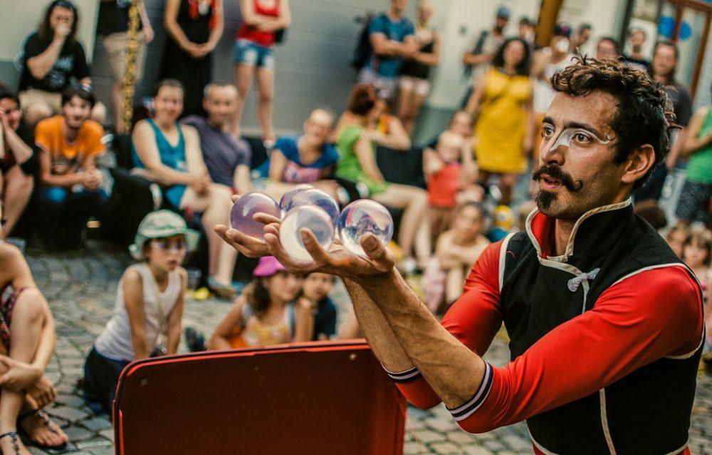 Do Klobouku 2017 – festival pouličního umění v Jindřichově Hradci