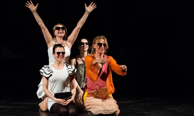 Třeboňský divadelní festival – Commedia Finita