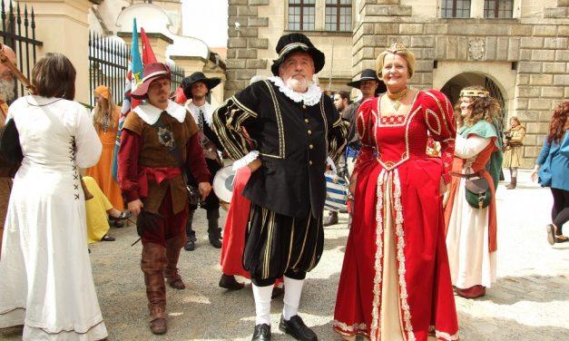 Historické slavnosti Zachariáše z Hradce a Kateřiny z Valdštejna