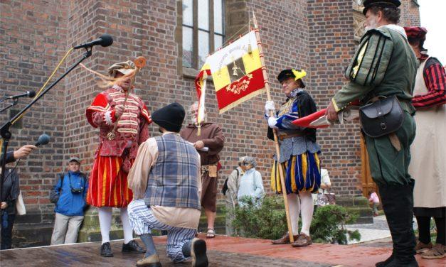 Den zvoníků – slavnostní ceremoniál zvoníků v Hradci Králové