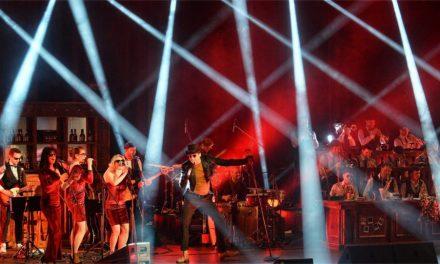 Srpnové koncerty, představení a slavnosti na Východní Moravě