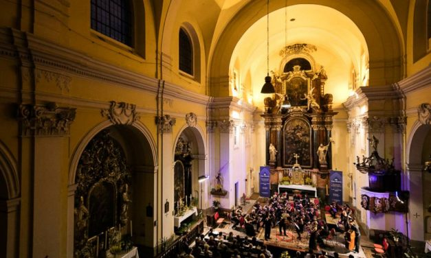 16. ročník Mezinárodního hudebního festivalu Lípa Musica