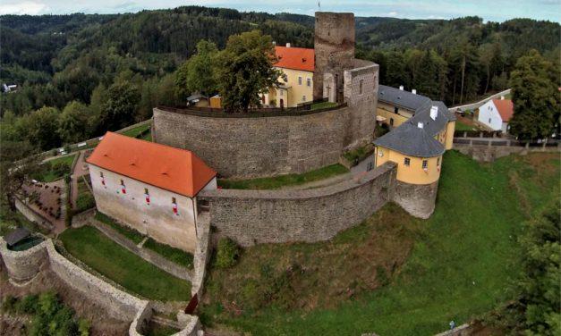 Svatováclavské slavnosti na hradě Svojanově 2017