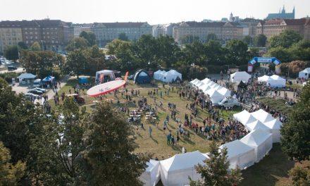 Festival vědy 2017 – Zábavná vědecko-technická laboratoř na Kulaťáku