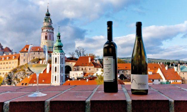 Festival vína Český Krumlov