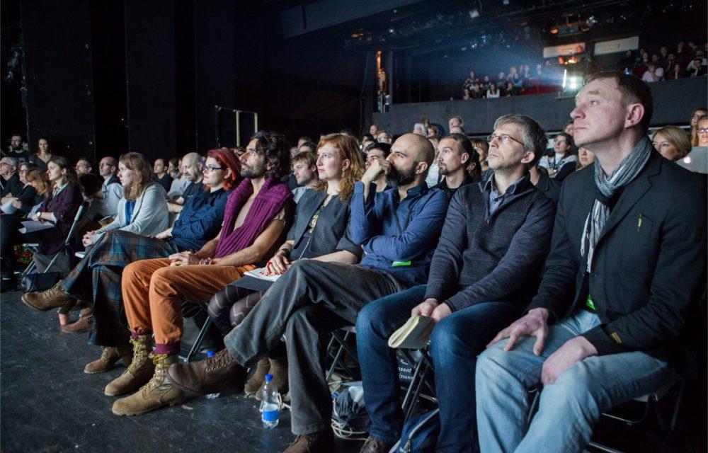 Institut dokumentárního filmu na Mezinárodním festivalu dokumentárních filmů Ji.hlava 2017