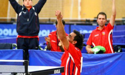 INAS Mistrovství světa ve stolním tenisu pro hráče s mentálním postižením