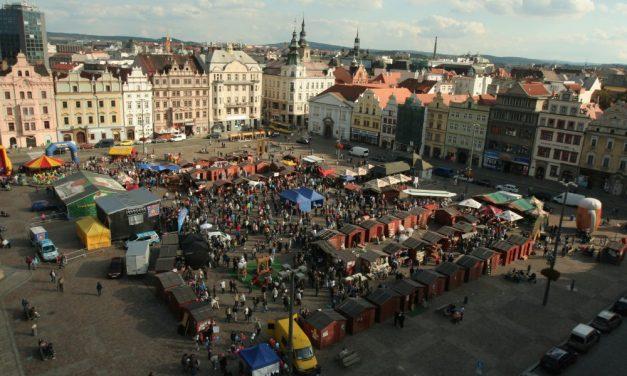Havelský trh v Plzni