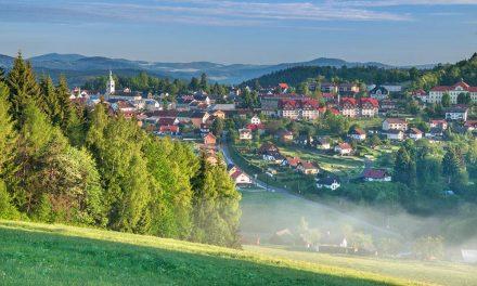 Filmové Kašperské Hory – Šumava a Bavorský les na plátně i mimo něj