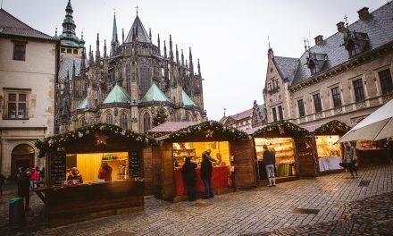 Vánoční trhy na Pražském hradě