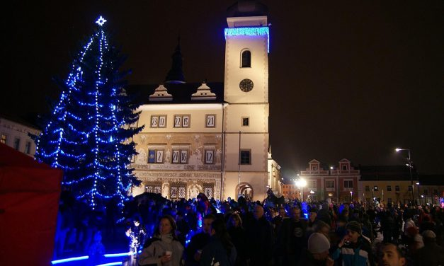 Večerní adventní trhy v Mladé Boleslavi