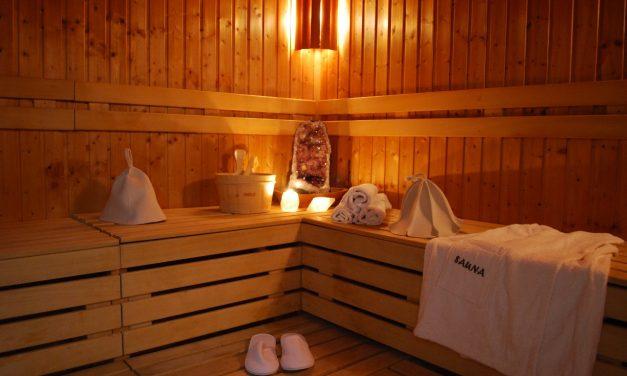 Celostátní týden saunování