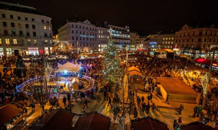 Vánoční trhy Brno 2017