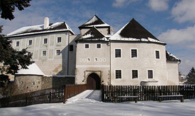 Zimní prohlídky hradu Nové Hrady