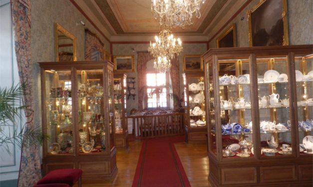 Zimní prohlídky Hradního muzea Český Krumlov