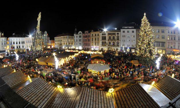 Olomoucké Vánoce 2017
