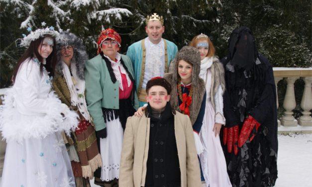 Pohádkový les – Po stopách Sněhové královny